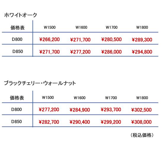 TWINTABLE価格